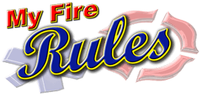 My Fire Rules Logo